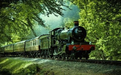 RAILTRAIL – Escorted holidays by train